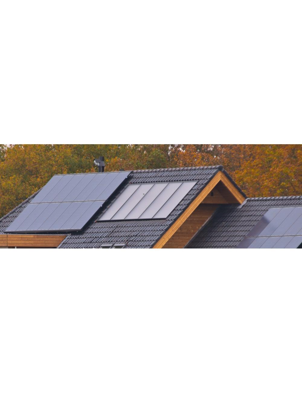panneau solaire i 39 m solar 270p noir. Black Bedroom Furniture Sets. Home Design Ideas