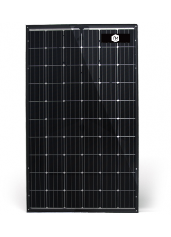 I'M.SOLAR Solarmodule 320W Monokristallines Glas-Glas